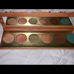 Butter London Natural Goddess Eye Shadow Palette